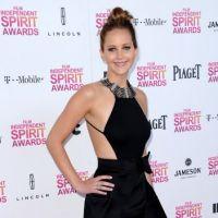Jennifer Lawrence : une gagnante sexy aux Spirit Awards avant les Oscars