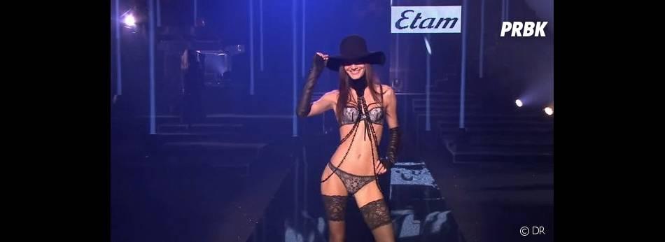 Etam a présenté sa nouvelle collection hier, à la Bourse de Commerce de Paris, ainsi que la gamme Natalia Vodianova pour Etam