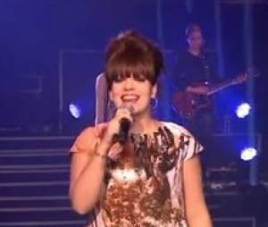 Lily Allen a fait son grand retour lors du show d'Etam !