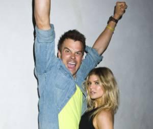 Josh Duhamel et Fergie, couple plein d'humour