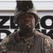 50 Cent : sa parodie déjà culte de Zero Dark Thirty