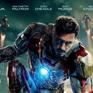 Iron Man 3 : Tony Stark s'affiche sur un poster officiel avec son armée