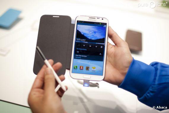 Le Samsung Galaxy S3, meilleur smartphone de l'année 2013