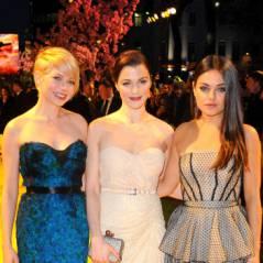 Mila Kunis, Michelle Williams, Rachel Weisz : trio glamour pour l'avant-première d'Oz