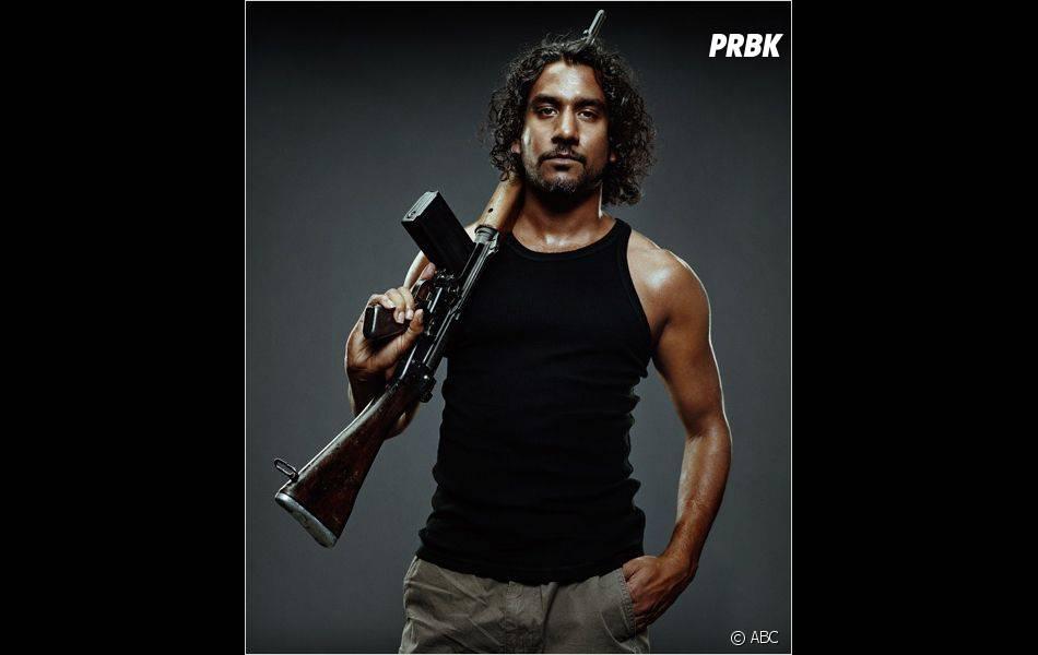 Naveen Andrews star d'un pilote pour ABC