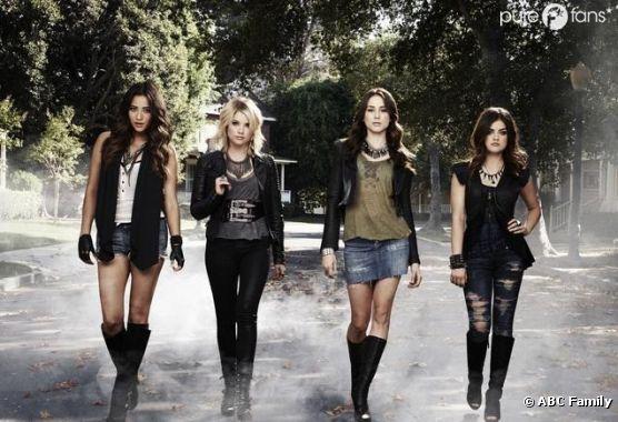 ABC Family fixe les dates de retour de Pretty Little Liars et de ses autres séries