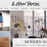 H&M : & Other Stories, nouvelle enseigne et nouvel e-shop de la marque suédoise