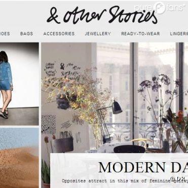 & Other Stories, le nouvel e-shop chic d'H&M