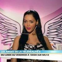 Les Anges de la télé-réalité 5 : Nabilla transforme Angel le chien en It-Girl avec une manucure