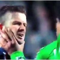 David Beckham et Thiago Silva VS Brandao : la vidéo navrante de la violence du Brésilien après PSG/ASSE