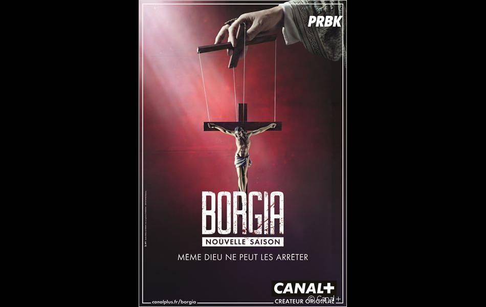La saison 2 de Borgia sera pleine de surprises