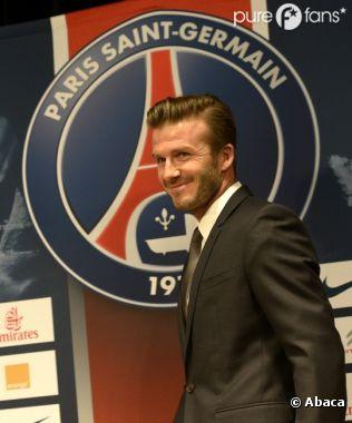 David Beckham est le joueur de football le mieux payé en 2012 selon France Football