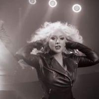 Christina Aguilera : de la taille L à la taille M dans son dernier clip
