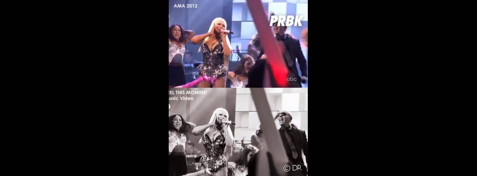 Christina Aguilera accro à la retouche ?