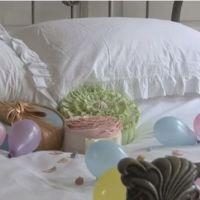 Cake Hotel : passez une nuit dans un lit de bonbons !