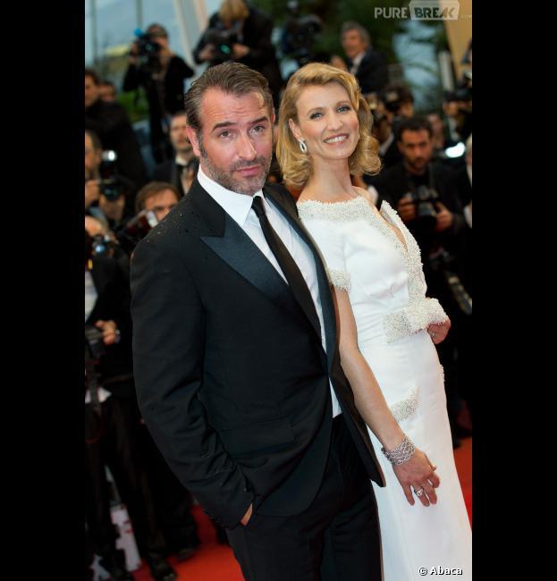 Jean Dujardin et Alexandra Lamy démentent les rumeurs