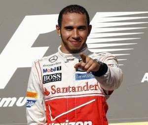 Lewis Hamilton a l'habitude de s'arrêter chez McLaren