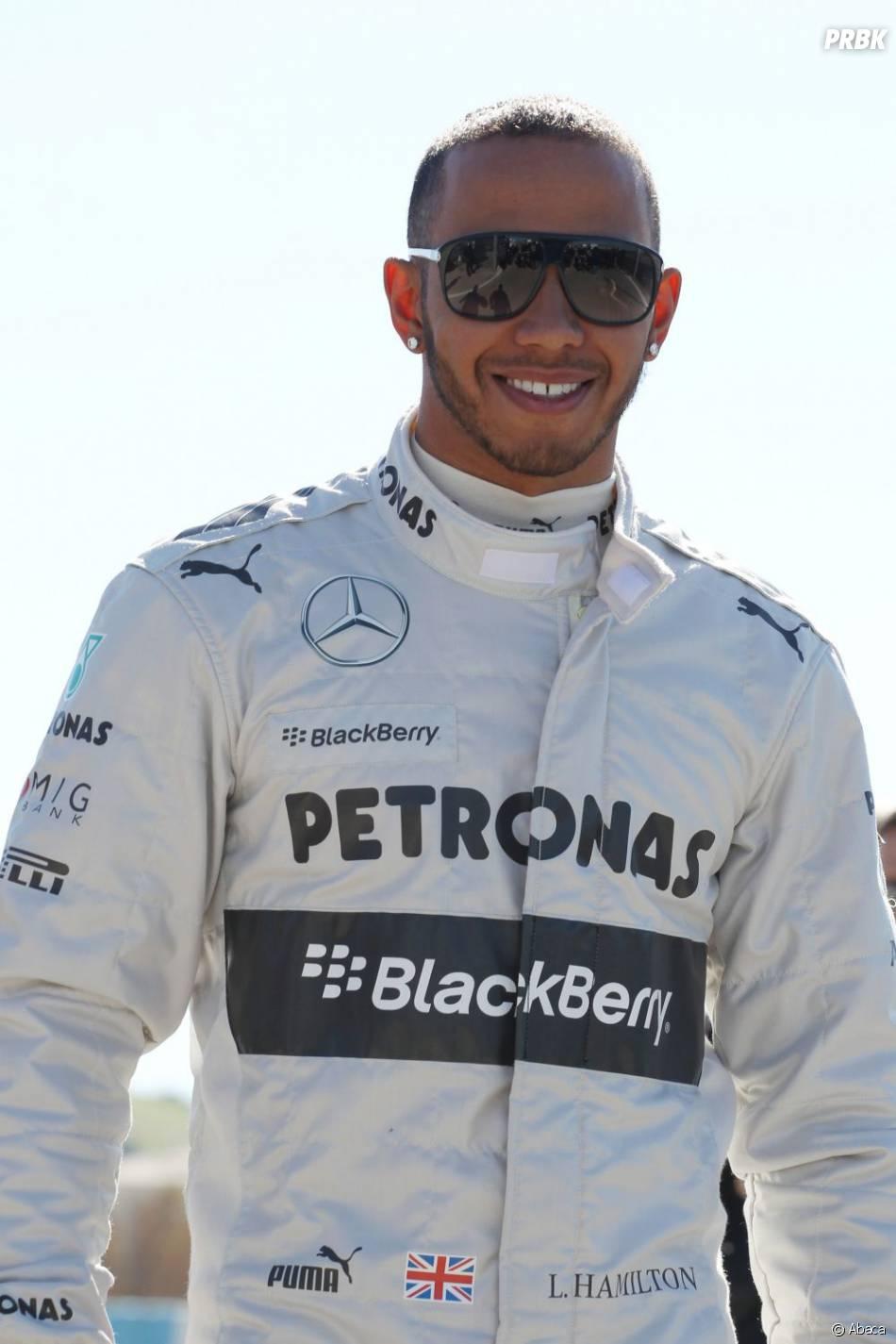 Lewis Hamilton a commis une grosse boulette en Malaisie