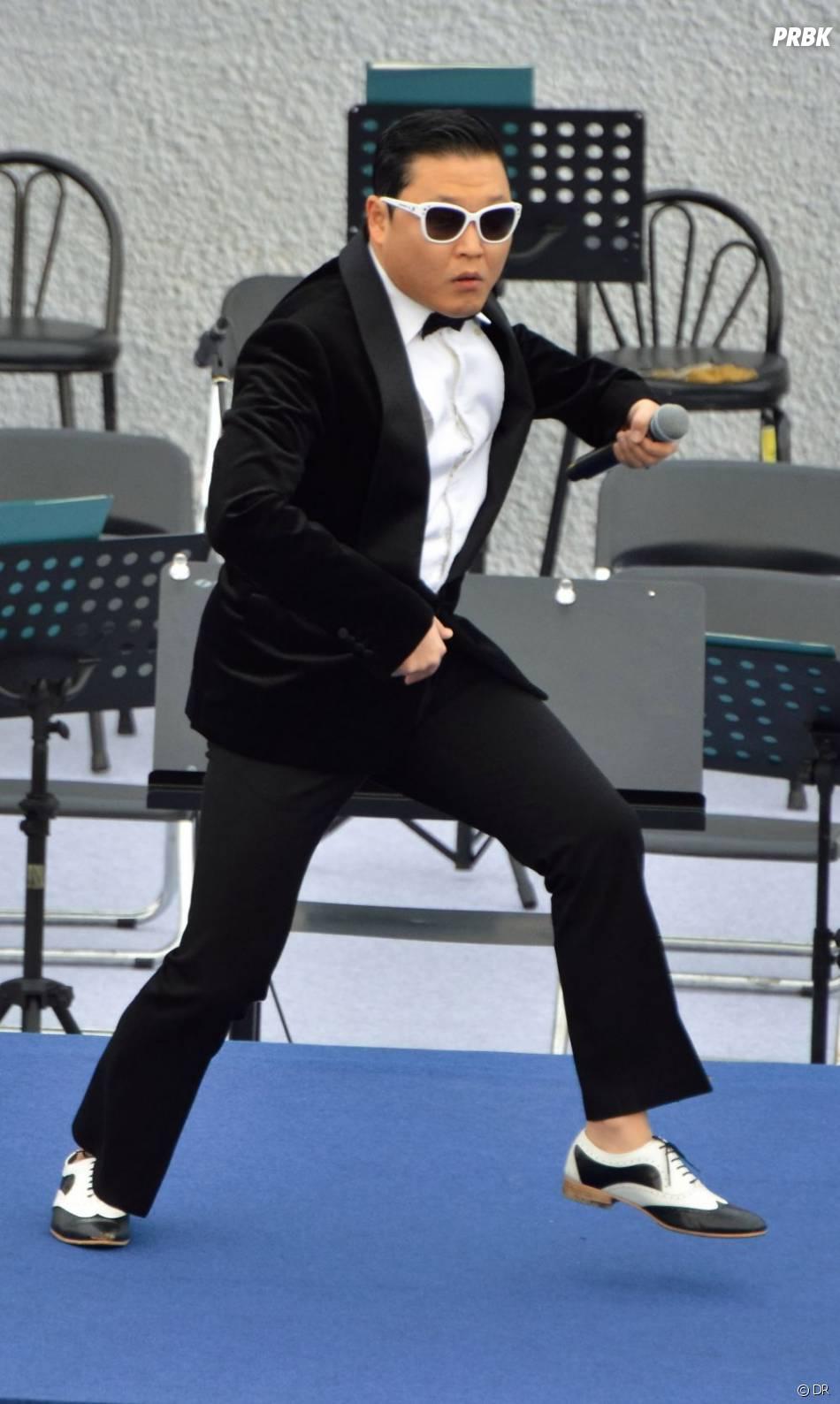 Psy épargné par les blocages de clips
