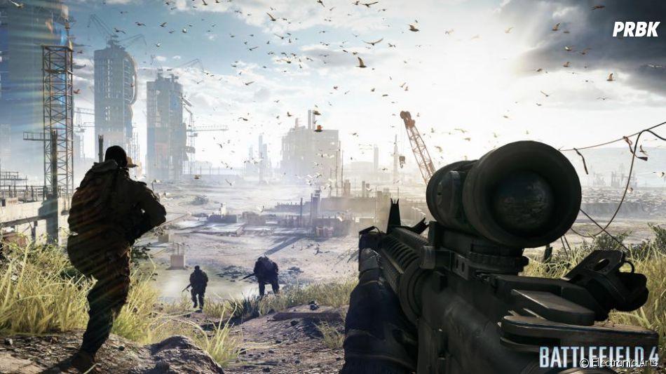 Battlefield 4 devrait mettre quelques clques aux joueurs