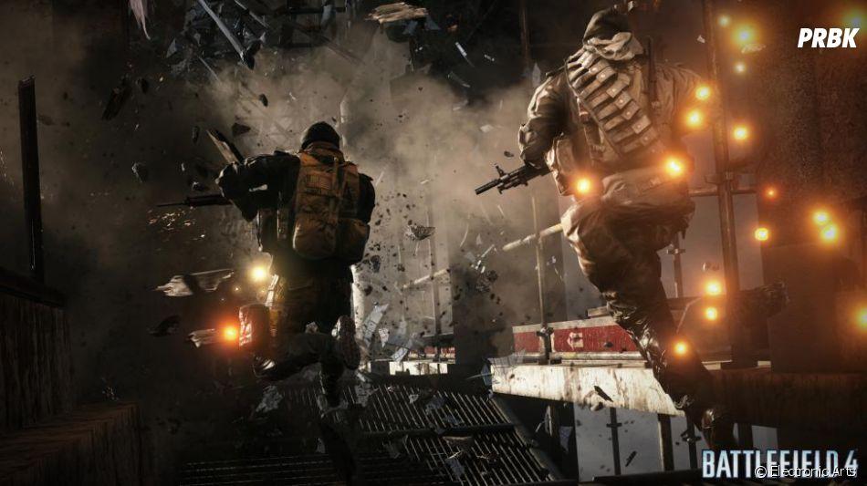 Battlefield 4 sortira sur Xbox 360, PS3 et PC