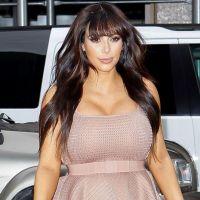 Kim Kardashian enceinte : tous aux abris, elle va exploser