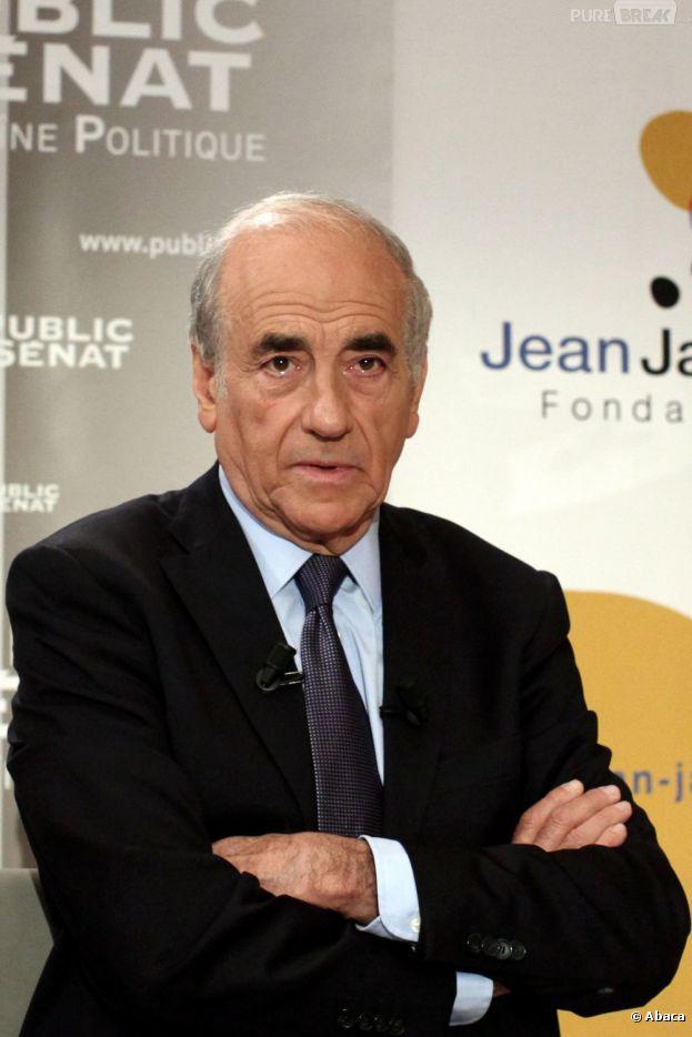Jean-Pierre Elkabbach menacé de mort par un groupuscule inconnu