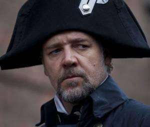 Russell Crowe ne brille pas par sa performance dans Les Misérables
