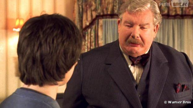 L'oncle d'Harry Potter est décédé