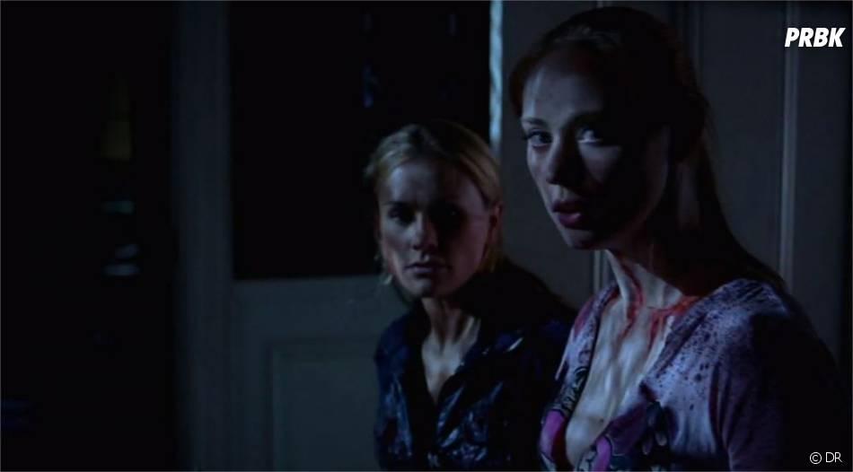 Jessica et Sookie se serrent les coudes dans True Blood