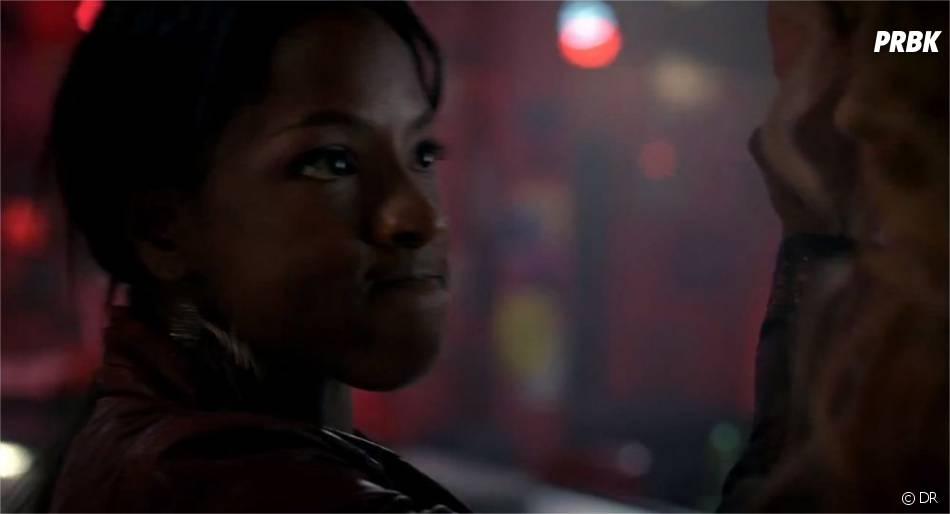 Tara énervée dans True Blood