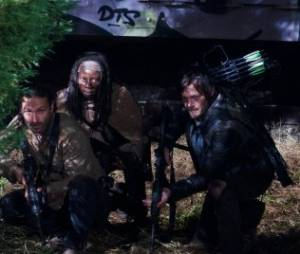 The Walking Dead explose son record d'audiences