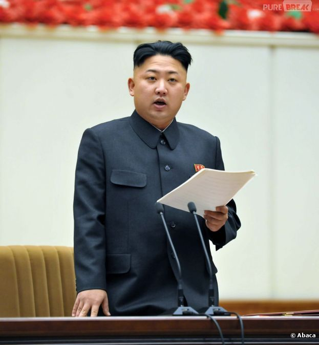 Kim Jong-un continue avec les menaces