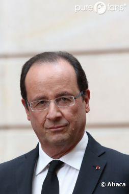 Hollande est triste : son chameau est mort