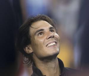 Rafael Nadal a saulé le retour d'Abidal
