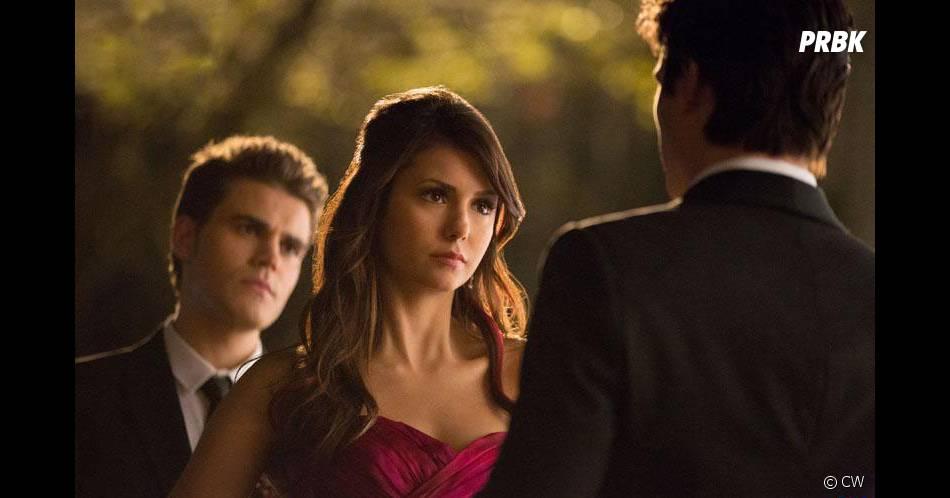 Elena va-t-elle quitter Mystic Falls dans la saison 5 de Vampire Diaries ?