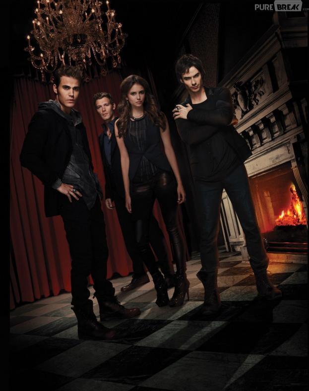 Les personnages de Vampire Diaries à la fac l'an prochain ?