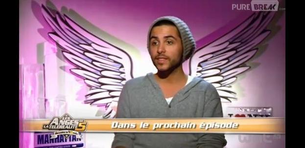 Alban Bartoli a répondu à toutes les questions de Matthieu Delormeau et Ayem Nour dans le Mag des Anges 5.