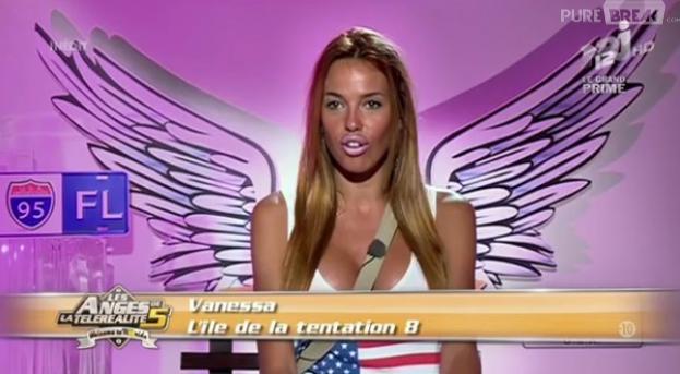 Vanessa est tombée dans les bras de Samir dans Les Anges de la télé-réalité 5.