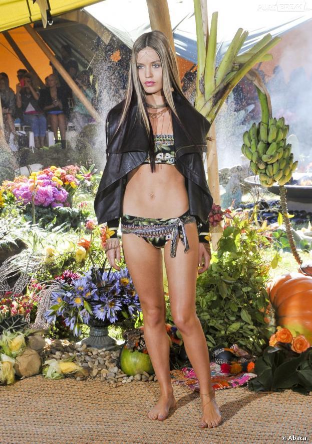 Capucine Anav Fashion Week