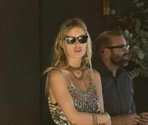 Georgia May Jagger détendue sous le soleil d'Australie