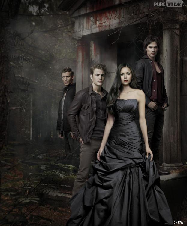 Découvrez qui revient dans Vampire Diaries