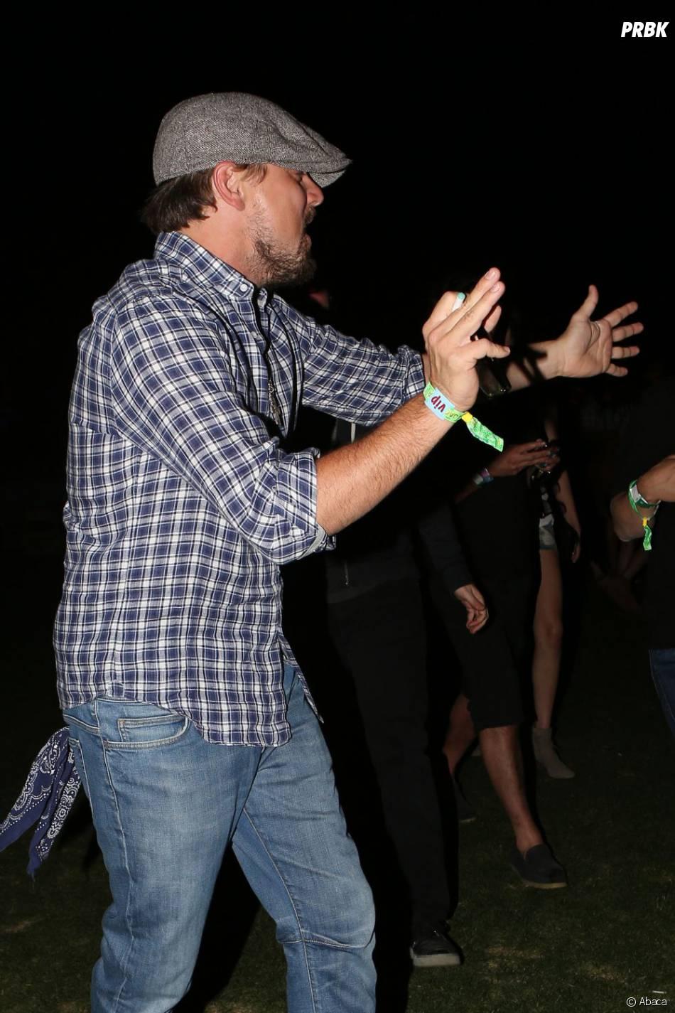 Leonardo DiCaprio, Coachella 12-14 avril 2013