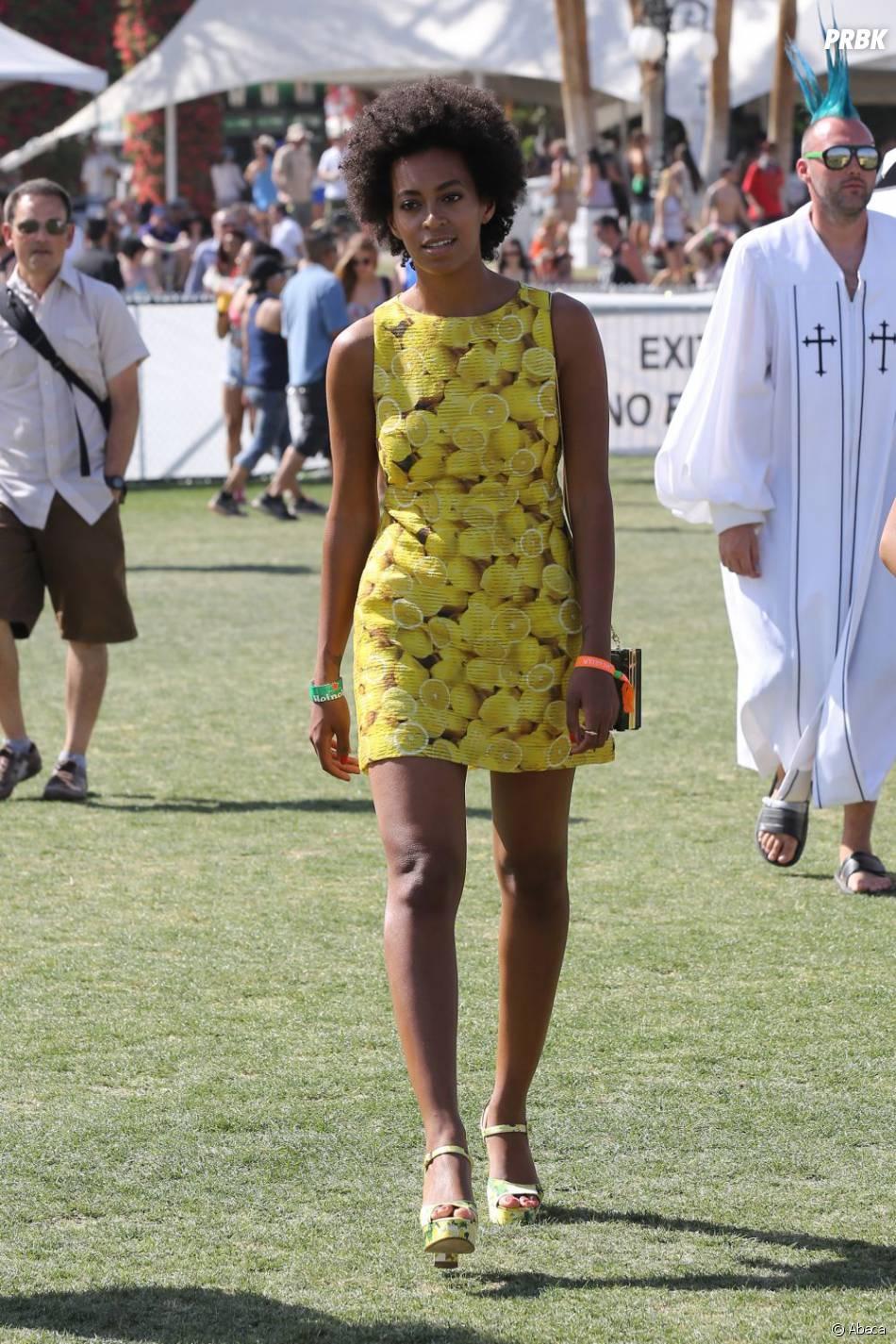 Solange Knowles, Coachella 12-14 avril 2013