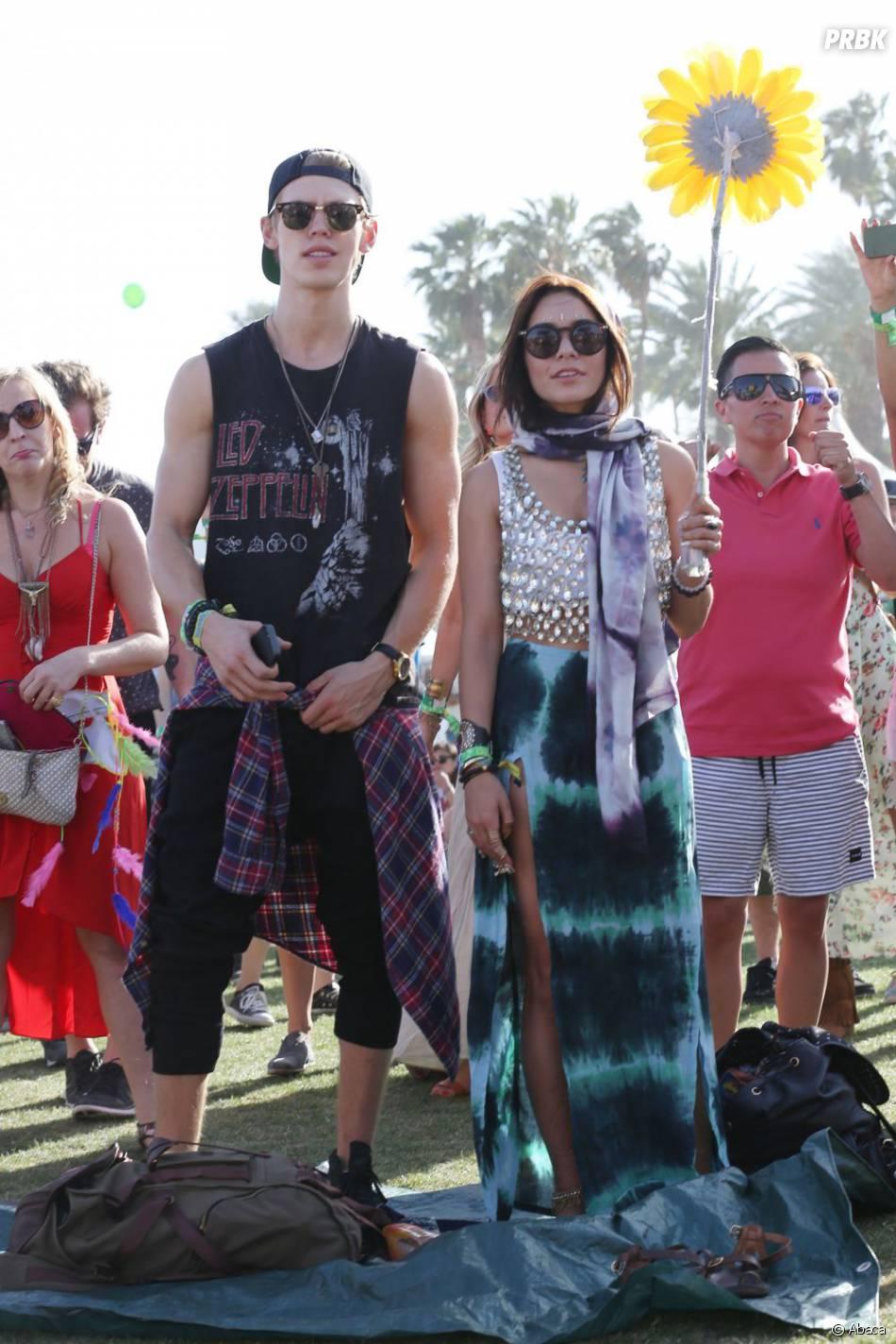 Vanessa Hudgens, Coachella 12-14 avril 2013