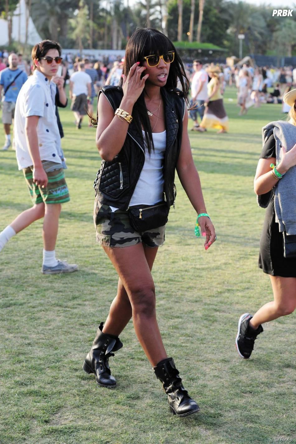 Kelly Rowland, Coachella 12-14 avril 2013