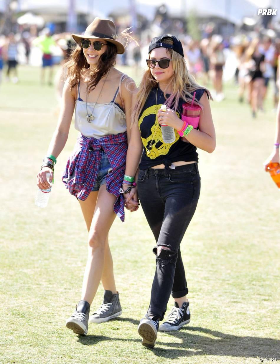 Ashley Benson, Coachella 12-14 avril 2013