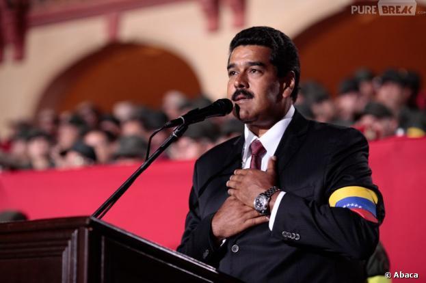 Nicolas Maduro, le nouveau Président du Venezuela, se félicite de sa victoire