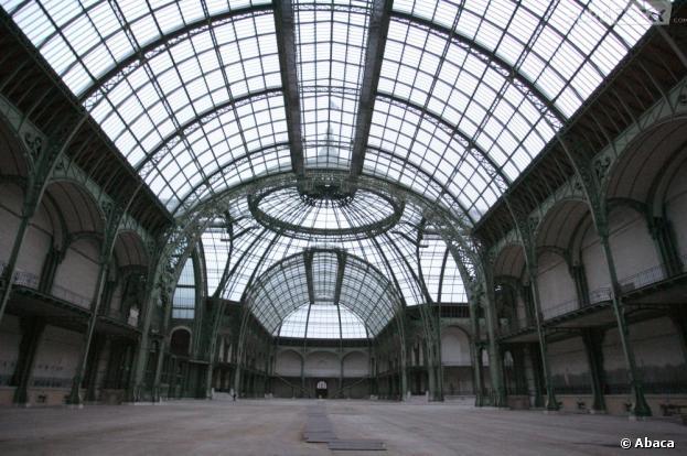 La Nef du Grand Palais se transformera en drive-in