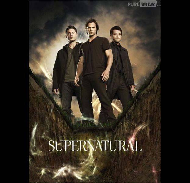Supernatural prépare sa fin de saison